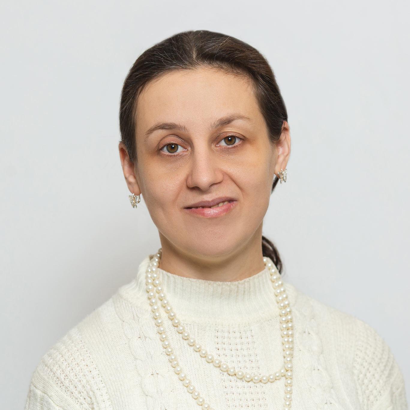 Hanna Zavorotna